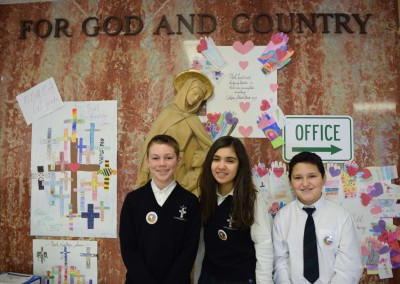 Our Lady of Mercy CA-Students-Photo by: Melissa Enaje, The Tablet.